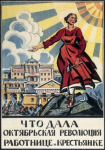 10. What Women gained from the Russian Revolution 1920